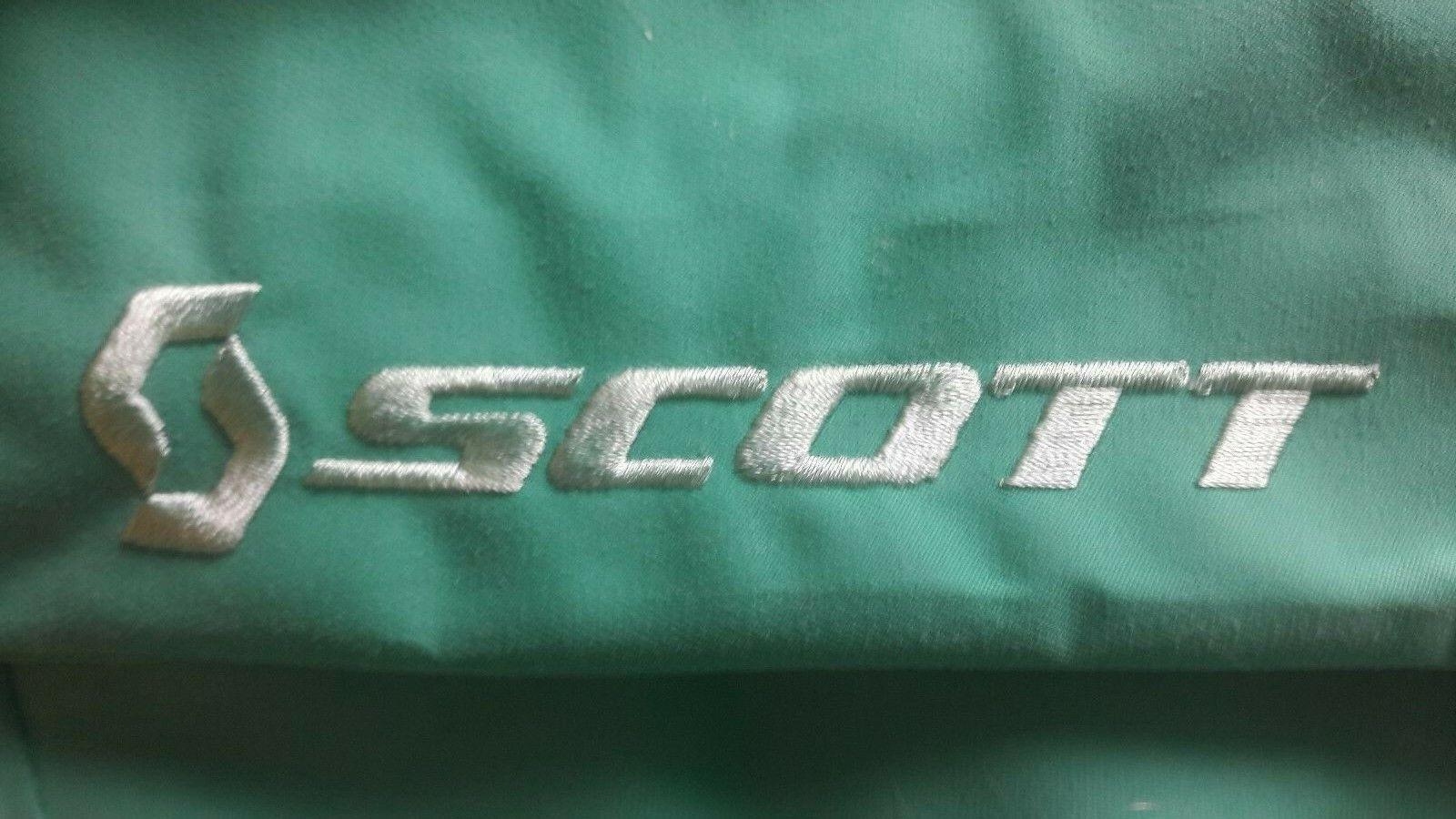Scott   S, Emerald Grün, Cool Salopettes, water column 20.000, very high KP