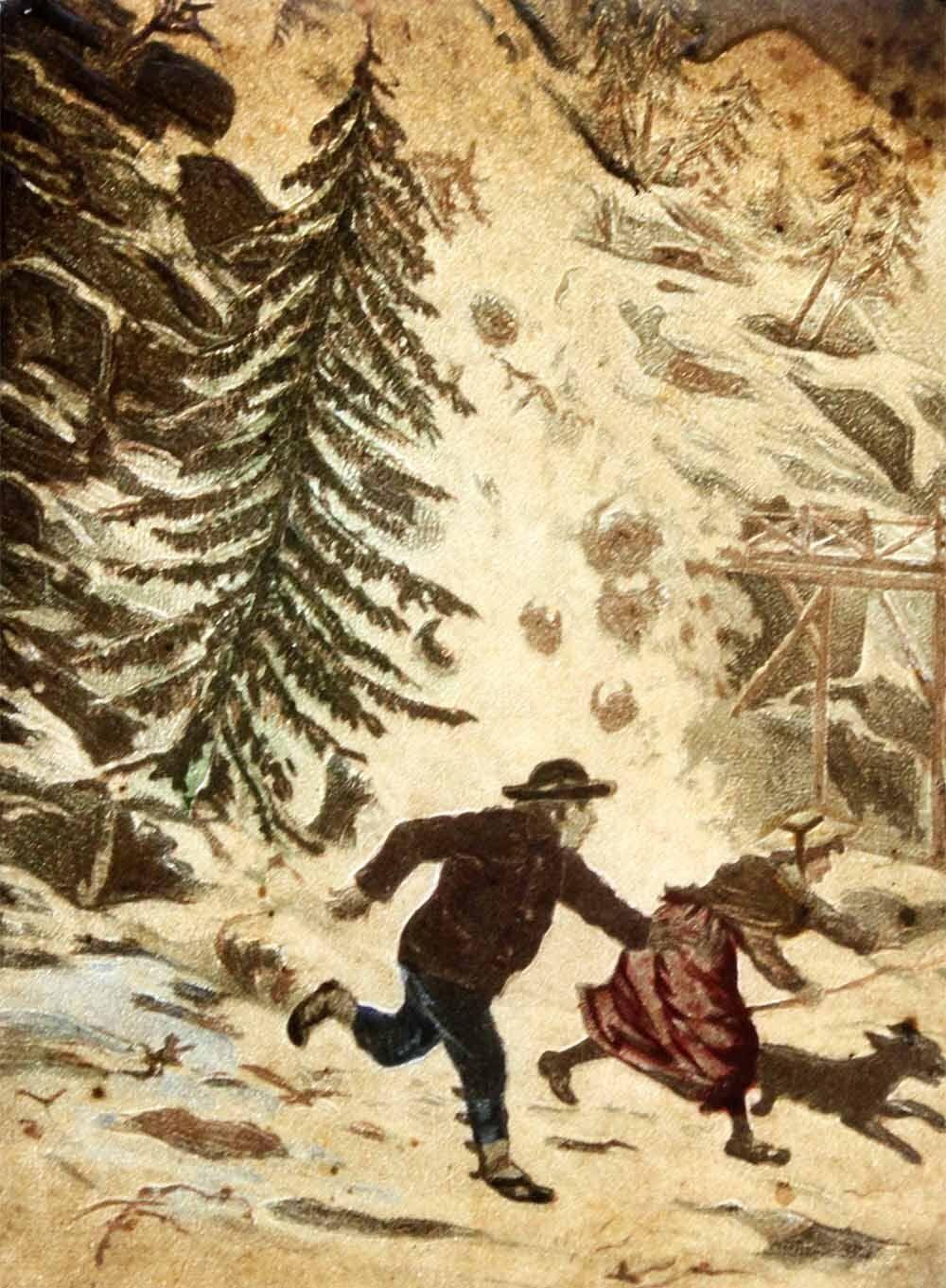 La passion cadeaux illumine Noël, tous les bons cadeaux passion sont en Irak. LITHOPHANIE PAPIER avalanche  / magic lantern optical toys 35c874