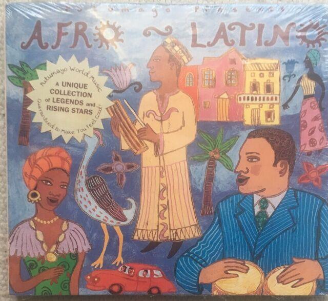Putumayo Presents: Afro-Latino by Various Artists CD: Tam ...