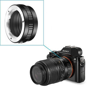 Neewer-Adaptador-de-montaje-de-lente-para-Minolta-MD-MC-Lente-a-Sony-NEX-E-Mount