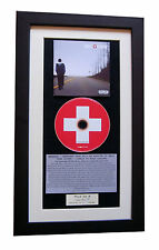 EMINEM Recovery CLASSIC CD Album GALLERY QUALITY FRAMED+EXPRESS GLOBAL SHIPPING
