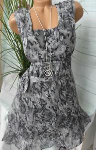Mamalicious-Maternity-Dress-Dress-Size-S-to-XL-Soft-Falling-Black-Size-291