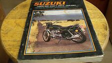 Clymer Suzuki GL850 - GL1100 Shaft Drive  1978- 1984 Service Repair Maintenance