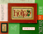 Lizzie-Kate-COUNTED-CROSS-STITCH-PATTERNS-You-Choose-from-Variety-WORDS-PHRASES thumbnail 129