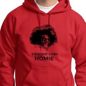 buy popular ab2cd 0ed9e Details about Straight Cash Homie San Franciscos Randy Moss Tee jersey  49ers Hoodie Sweatshirt
