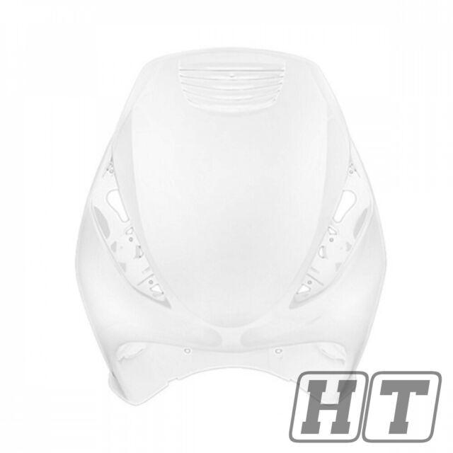 Carenado Delantero tnt Revestimiento Blanco para Piaggio Zip, Zip Sp (00-09)