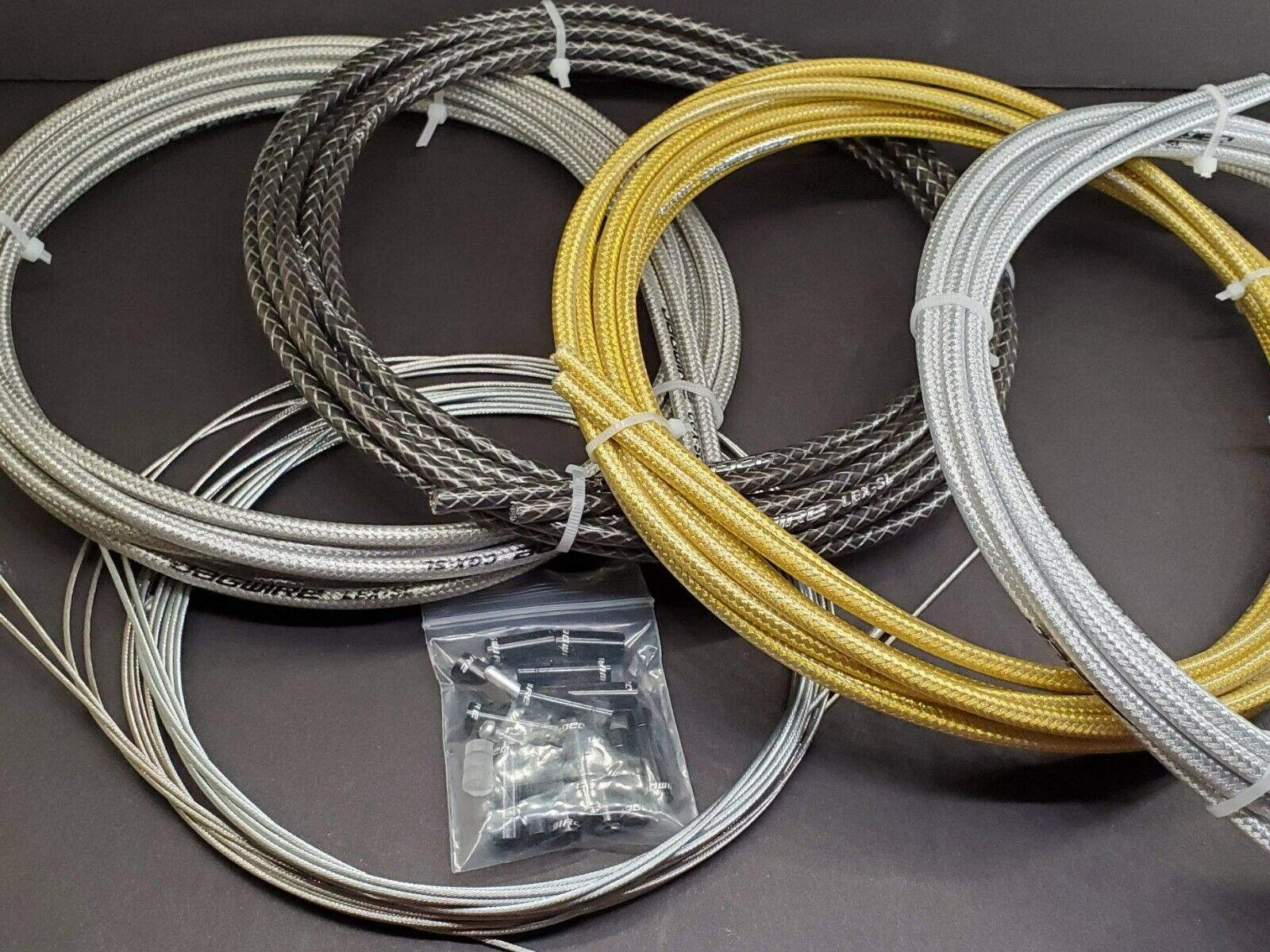 SLX MTB Shift Cable Kit With Stainless Steel Inner Cables Shimano XT