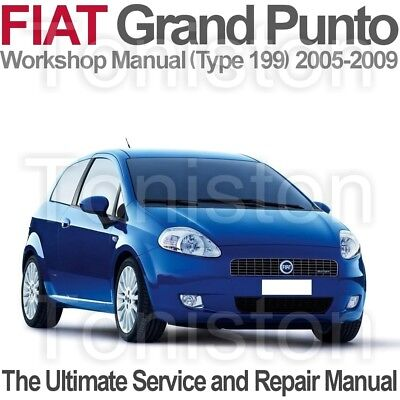 FIAT STILO WORKSHOP SERVICE MANUAL ON CD