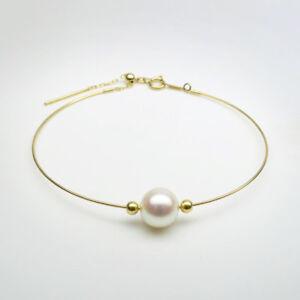CHIN-039-S-AAA-White-Japanese-Akoya-Pearl-Bracelet-18k-Yellow-Gold-Chain-Adjustable