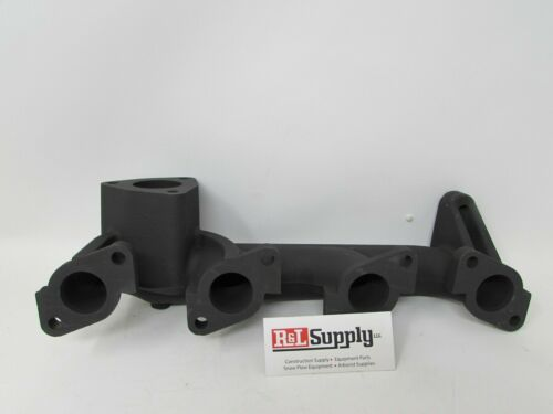 GENUINE KUBOTA 4 CYLINDER EXHAUST MANIFOLD W// GASKETS V2203 PART # 17365-12312