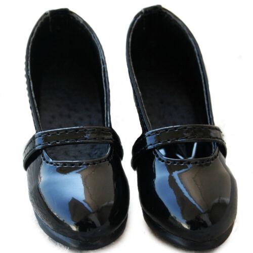 PF 122#new Black Cute 1//3 SD AOD DOD BJD Dollfie Synthetic Shoes