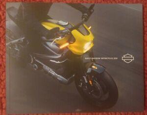 2020 Harley Davidson Motorcycle Model Brochure Catalog 60 ...