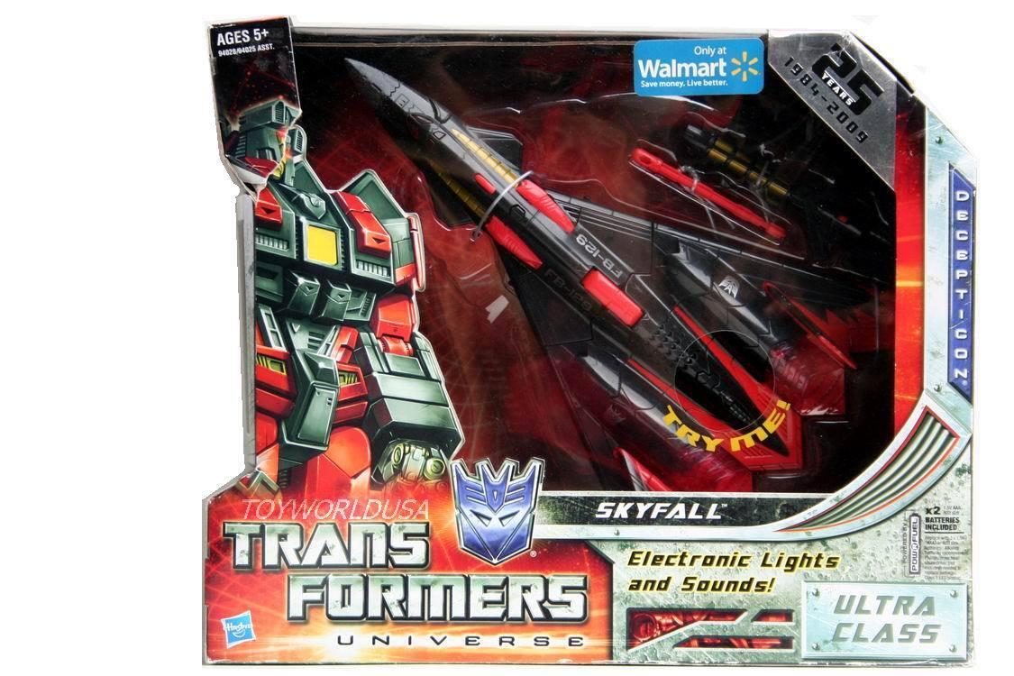 Transformers Universe Generation 2 Series Skyfall Walmart Exclusive