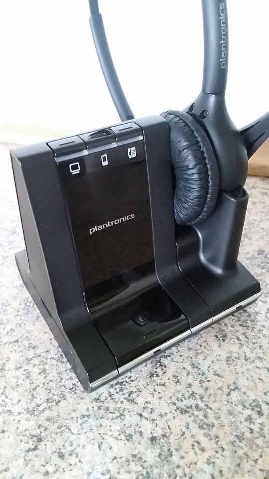 Plantronics Savi W720A WiFi headse