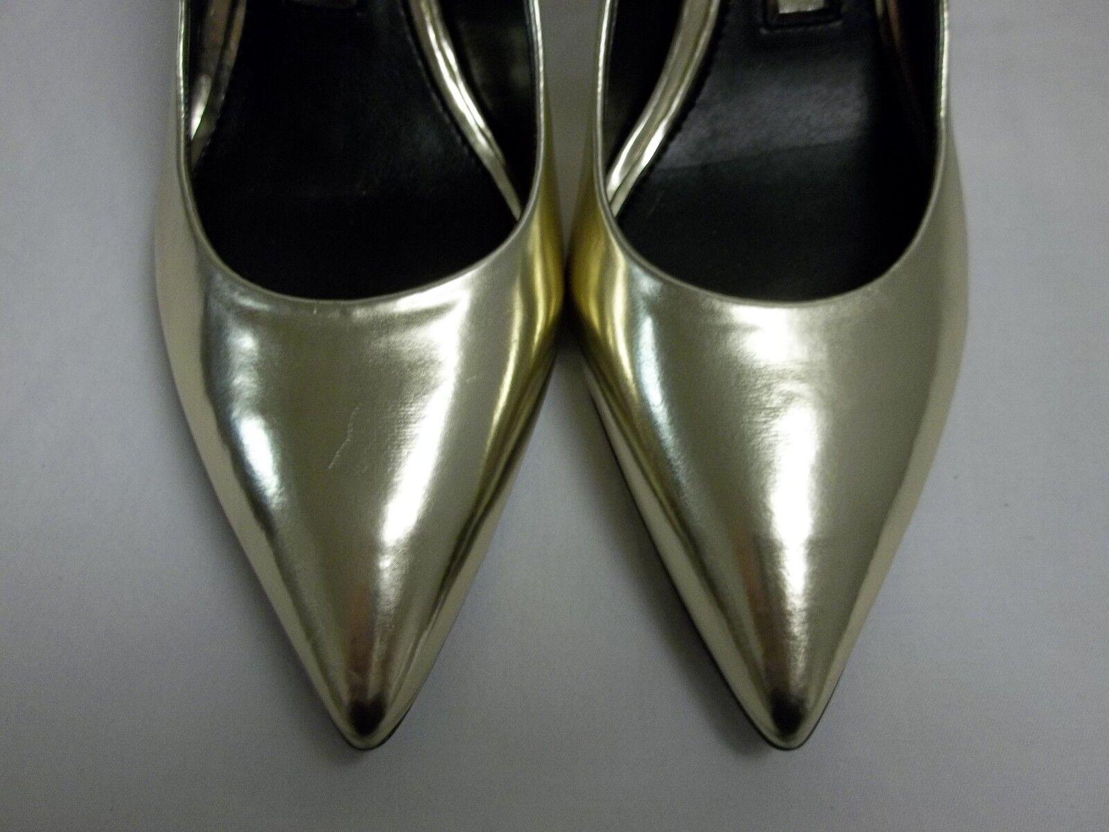 Boutique 9 Größe 9.5 Pumps M Mirabelle Light Gold Pumps 9.5 New Damenschuhe Schuhes 05a512