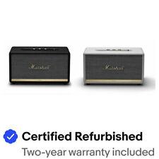 Marshall Stanmore II Wireless Bluetooth Speaker - Black