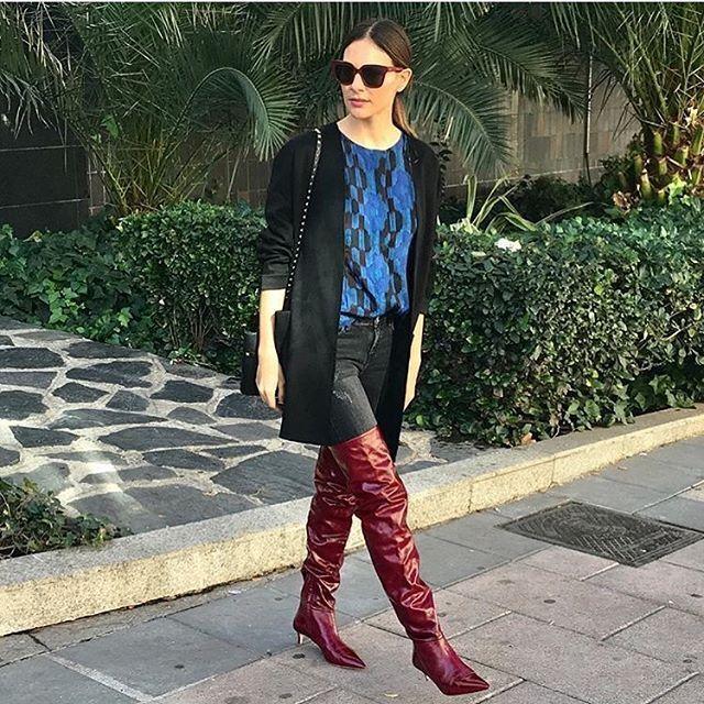 Zara rot Gatherot Leather Over The The The Knee Stiefel Größe 37,39  sehr gefragt sein