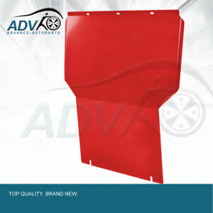 Underbody-Bash-Plate-Sump-Guard-fits-Toyota-Landcruise-100-Series-4mm-Red