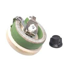 100w 100 Ohm High Power Wirewound Potentiometer Rheostat Variable Resistor