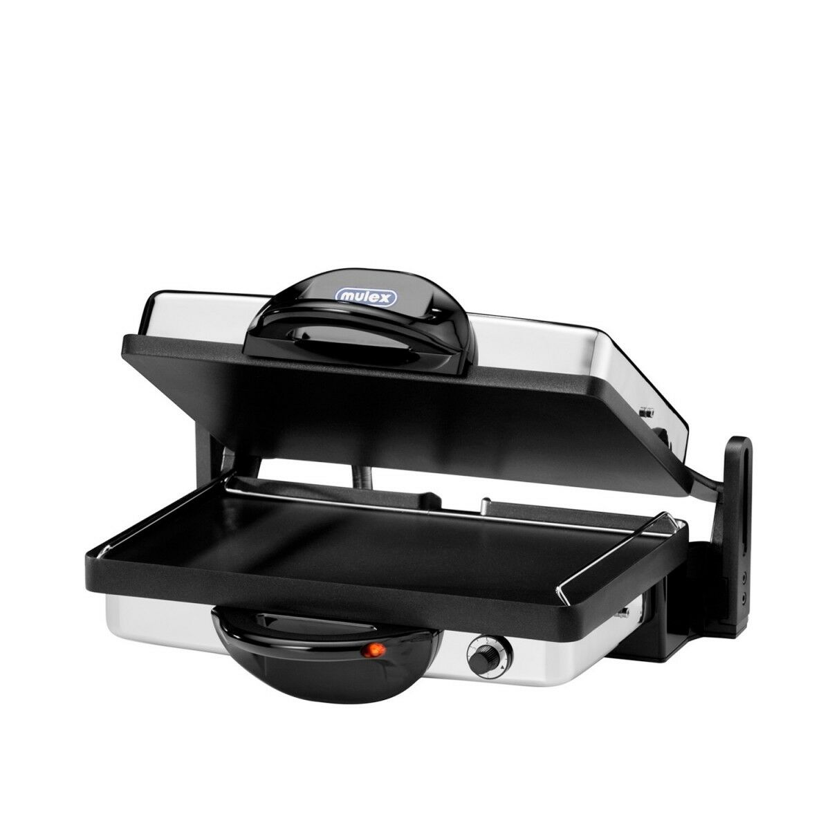 Mulex Contact Grill mx355 2200 W BARBECUE SANS GRAISSE