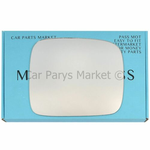 For Vauxhall Monterey 92-03 Right Driver side wing door mirror glass