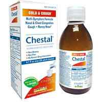 Boiron Chestal Adult Cold - Cough Syrup 6.70 Oz (pack Of 3)