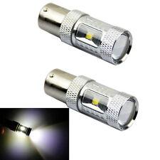 2PC 30W CREE White Error Free 1156 BA15S P21W Led Backup Reverse Light Canbus