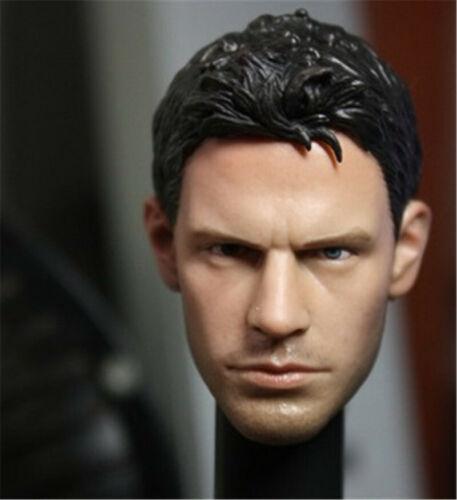 "Christensen 1//6 Scale A04 Male PVC Head Sculpt for 12/"" Phicen Body Figure"