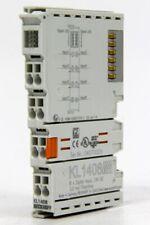 ; Beckhoff I//O System NEW 3ms Busklemme 8DI 24 V DC BECKHOFF KL1408