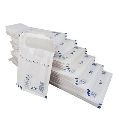 200 x A//11 Luftpolster Versandtaschen A1 Luftpolstertaschen A11 Taschen Weiß  VP