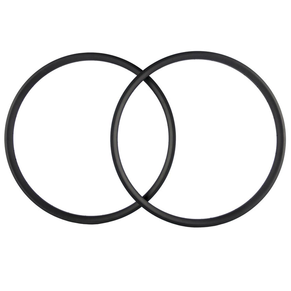 Mountian Bike Carbon Rim Hookless 27.5ER 35mm Width Bicycle Rims Carbon Full Rim