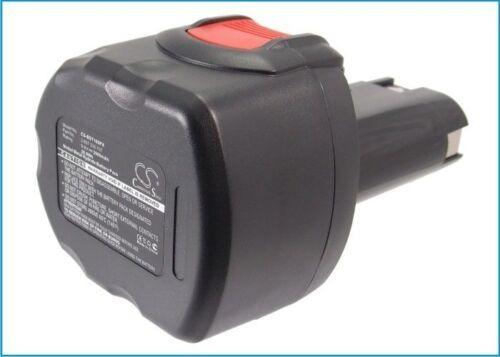 3000mAh Battery For BOSCH 32609 32609-RT GDR 9.6V GSR 9.6 New Version