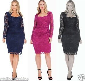 Dress styles with lace