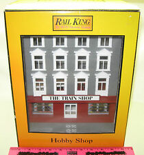 Rail King MTH 30-9004 Rail Town Hobby Shop