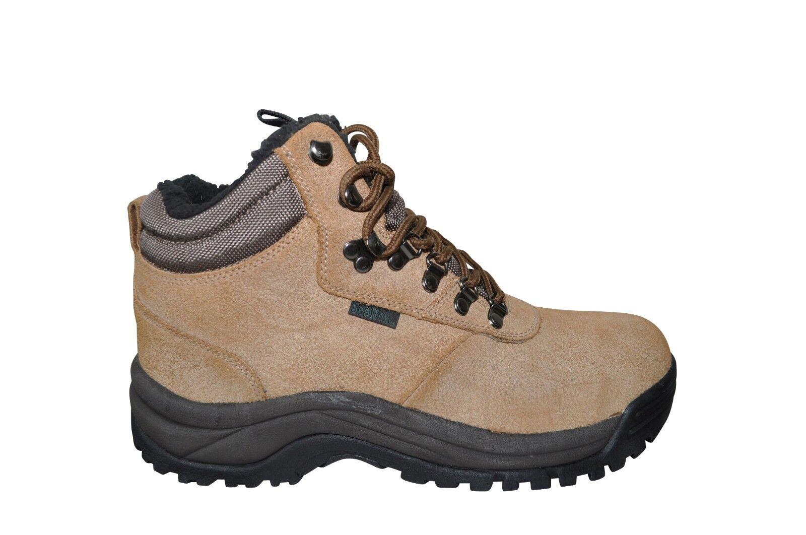 PROPET Cliff Walker ll Hiking Boots Waterproof Sealtex Brown Sharki 8 M