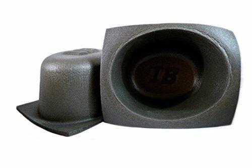InstallBay Acoustic Speaker Baffles 6.5 Inch Pair