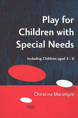 1 of 1 - Play for Children with Special Needs: Supporting children with learning