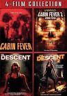Cabin Fever 1 2 Descent 1 2 4 PC WS DVD
