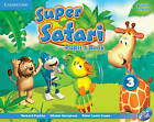 Super Safari Level 3 Pupil's Book with DVD-Rom: Level 3 by Herbert Puchta, Peter Lewis-Jones, Gunter Gerngross (Mixed media product, 2015)