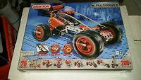 Erector Multi Model 25 Model Set - 280 Pieces + Parts Sealed