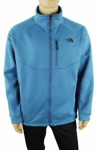 2117c5208cc6 NEW THE NORTH FACE TIMBER FULL ZIP SHERPA FLEECE BLUE JACKET XL