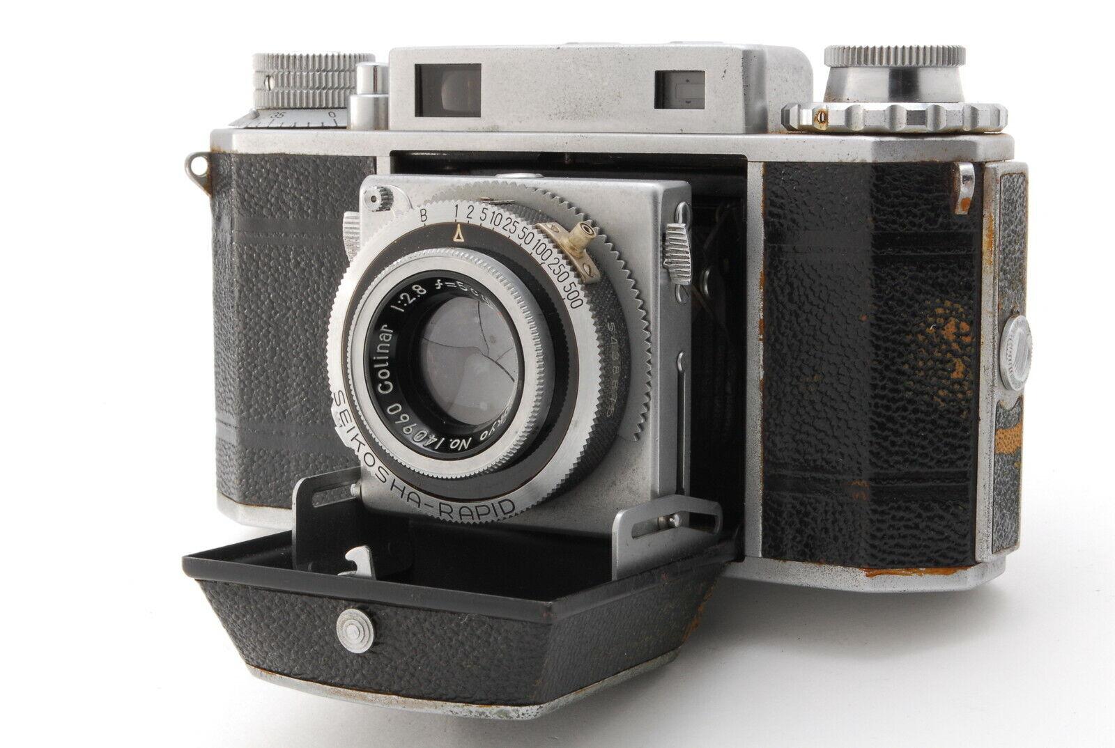 [AS-IS]ARCO 35 Rangefinder Film Vintage Camera Body From Japan