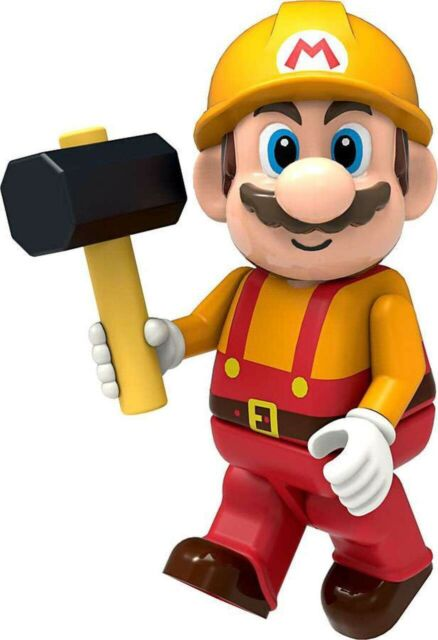 🇨🇦K'NEX🇨🇦 Super Mario Series 10 - [Mario Maker] (Sealed)