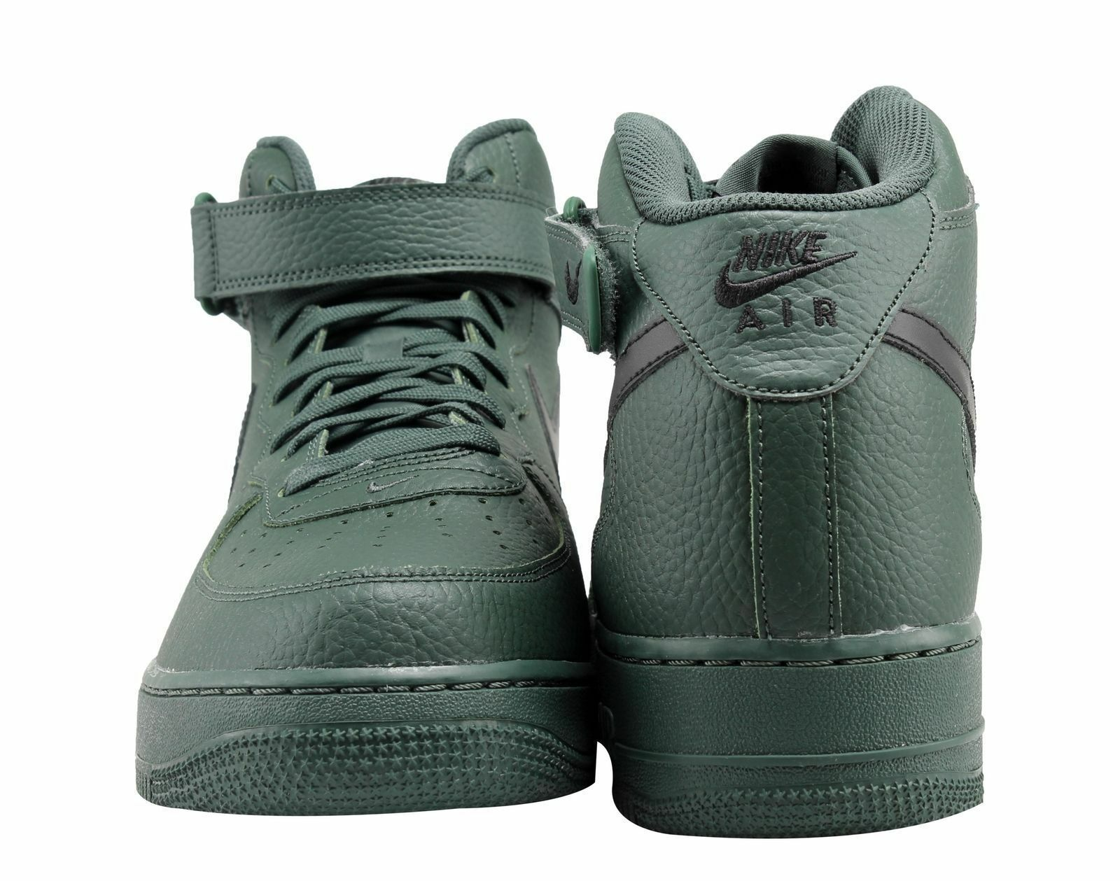 NIKE AIR FORCE 1 SHOES MID '07 SNEAKERS MEN SHOES 1 GROVE GREEN 315123-303 SIZE 8.5 NEW a7e411