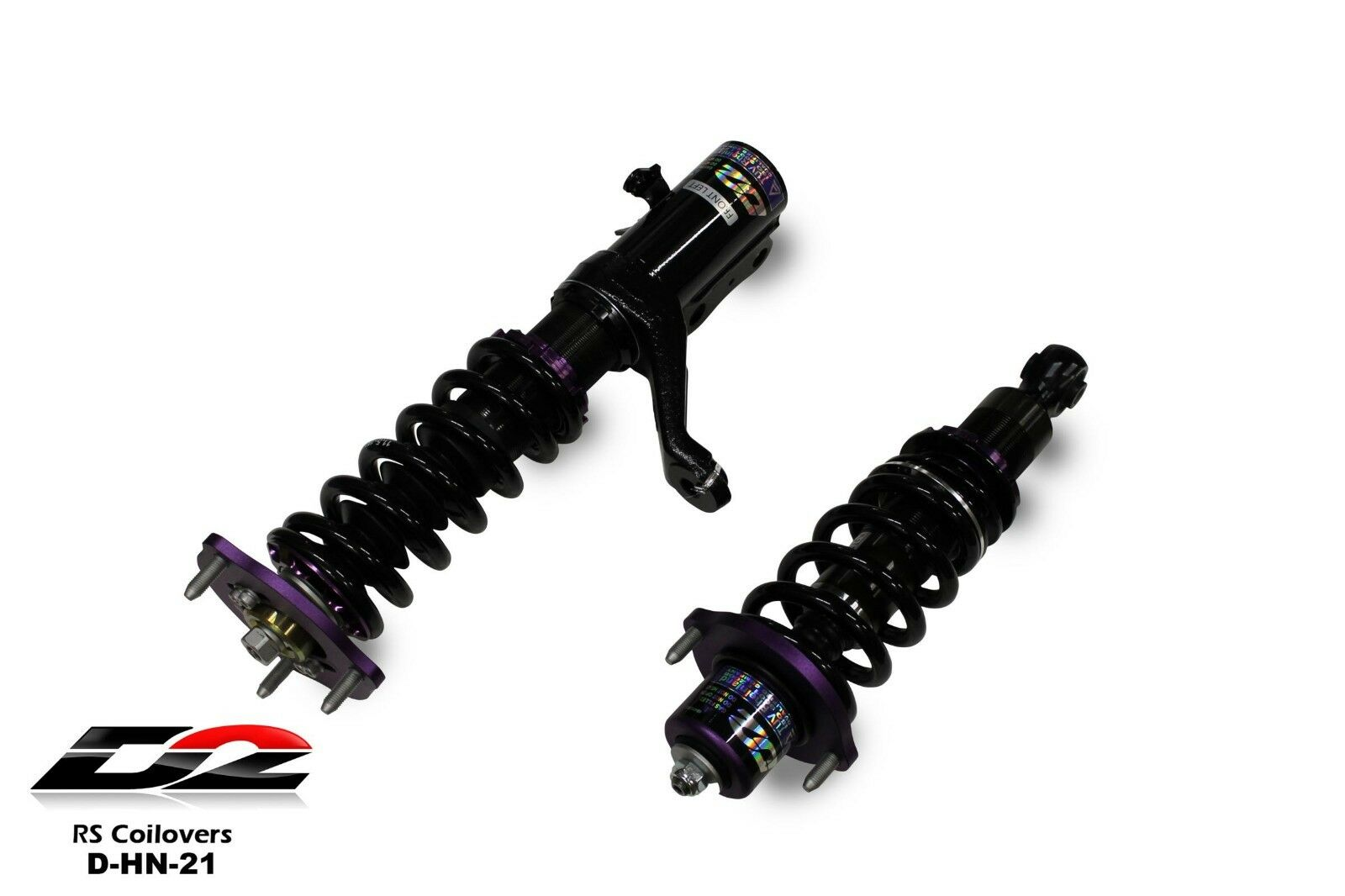 D2 Racing Rs Coilovers Honda Civic 02 05 Ep3 Hatchback Hatch 36 Way