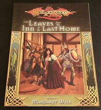 Dragonlance 2008 LOST LEAVES FROM THE INN OF THE LAST HOME D&D 3.5 SVP-4407 NEW!