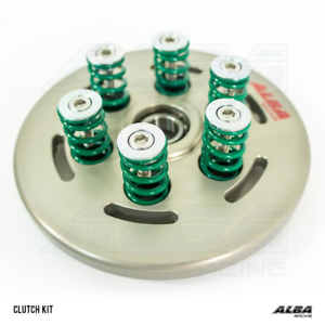 Details about YXZ 1000 Heavy Duty Clutch Pressure Plate Springs Gasket Oil  Alba Racing