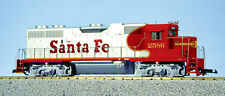 USA Trains G Scale GP38-2 Diesel Locomotive R22212 Santa Fe red/silver