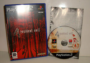 JEU-SONY-PLAYSTATION-2-PS2-RESIDENT-EVIL-4-COMPLET
