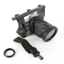 20M Underwater Waterproof Camera Case for Canon 60D 5D2 600D 7D Nikon D90 D7000